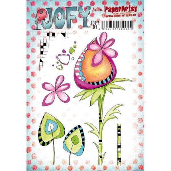 Paper Artsy JOFY Plate 81