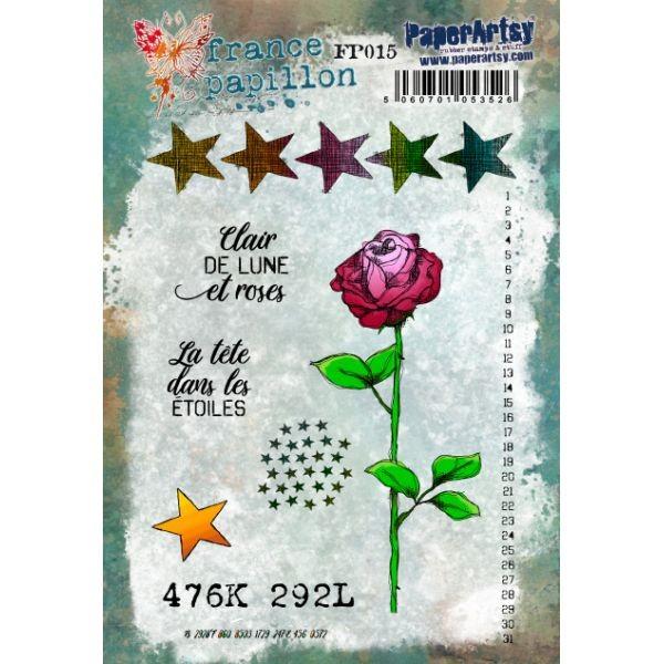 Paper Artsy France Papillon 015