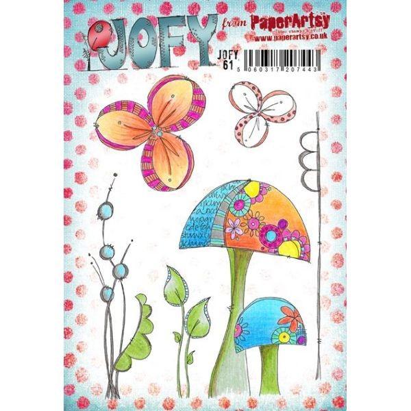 Paper Artsy JOFY Plate 61