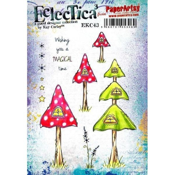 Paper Artsy Eclectica by Kay Carley 43