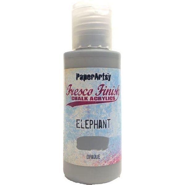 Fresco Finish 17 Greys Elephant - Opaque