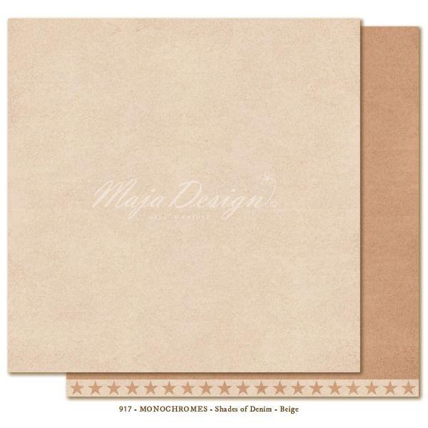 Maja Design Monochromes Shades of Denim Beige