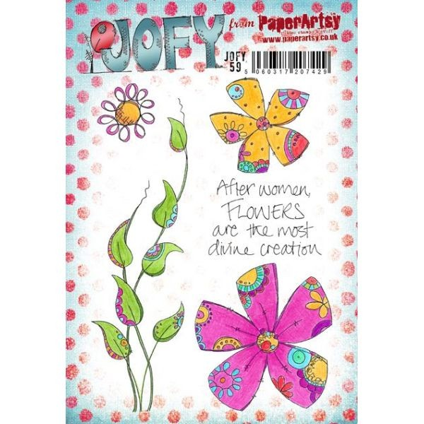 Paper Artsy JOFY Plate 59