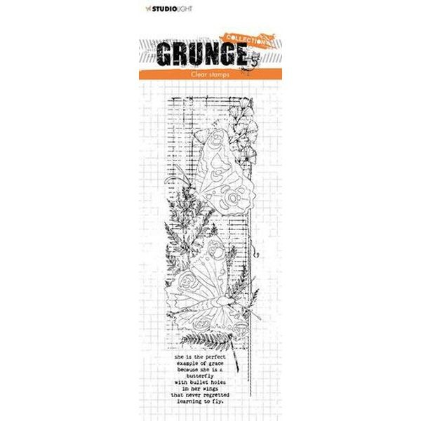 Studio Light Clearstamps Grunge Collection No. 40