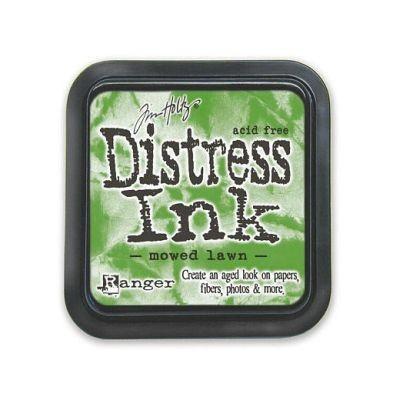 Distress Ink Mini Pad Mowed Lawn
