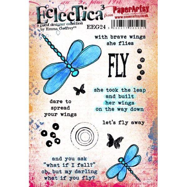 Paper Artsy Eclectica by Emma Godfrey 24