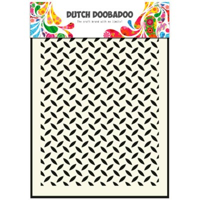 Dutch Doobadoo Mask Stencil Metall II