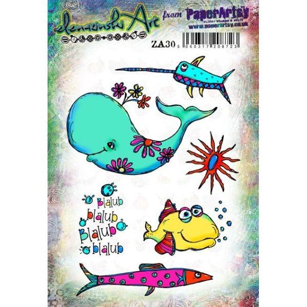 Paper Artsy Zinski Art 30