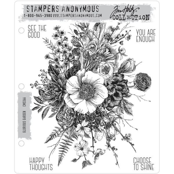Tim Holtz Glorious Garden