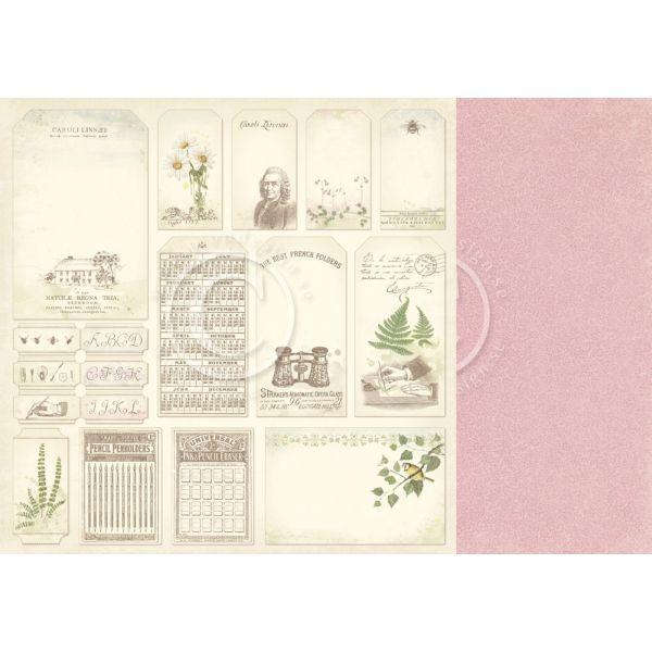 Pion Design Linnaeus Botanical Journal Tags