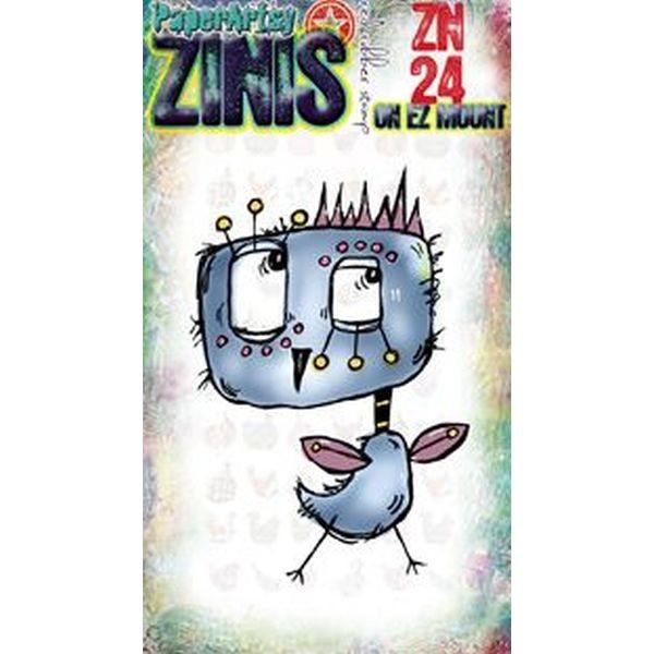 Paper Artsy Zinski Art Zinis 24