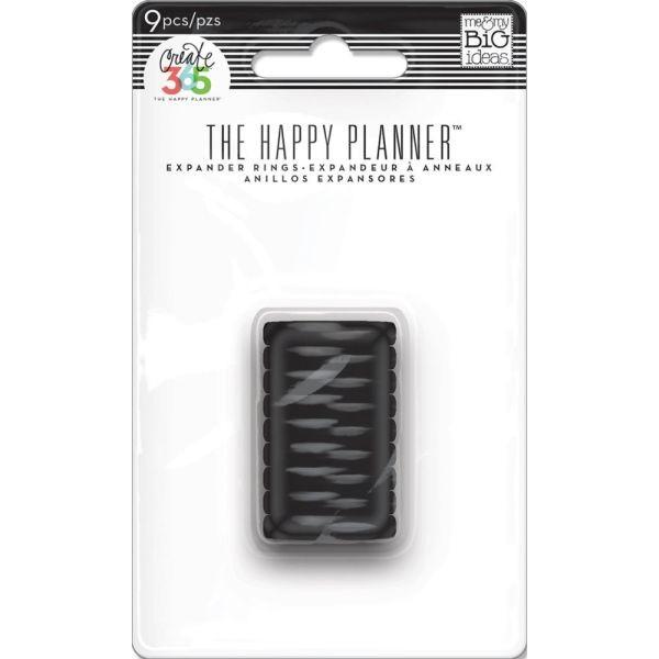 The Happy Planner Discs 0.75 Black