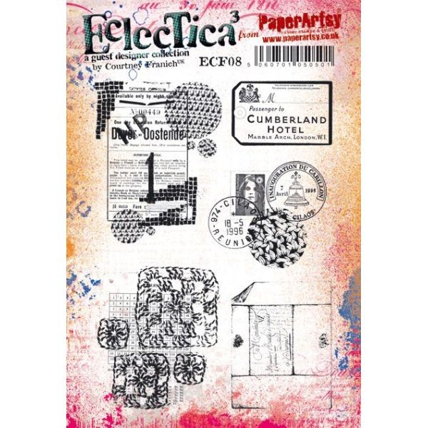 Paper Artsy Eclectica by Courtney Franich 08