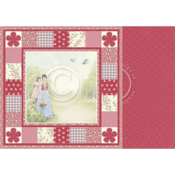 Pion Design Patchwork of Life Being a Mother