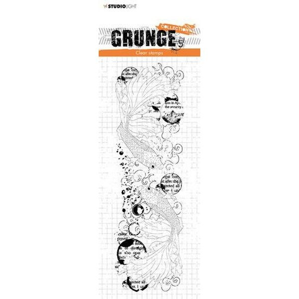 Studio Light Clearstamps Grunge Collection No. 41