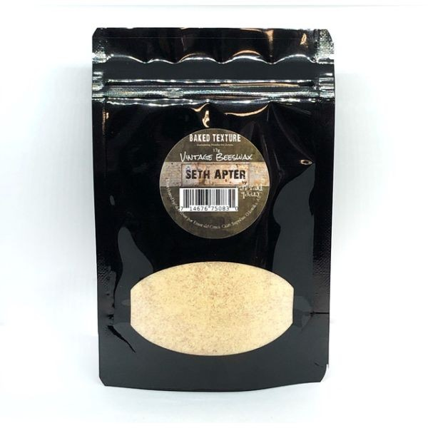Seth Apter Baked Texture Embossing Powder Vintage Beeswax