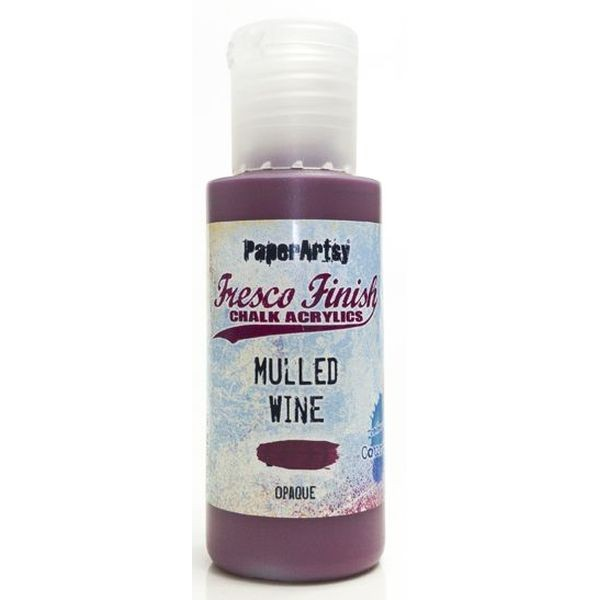 Fresco Finish Mulled Wine - Opaque