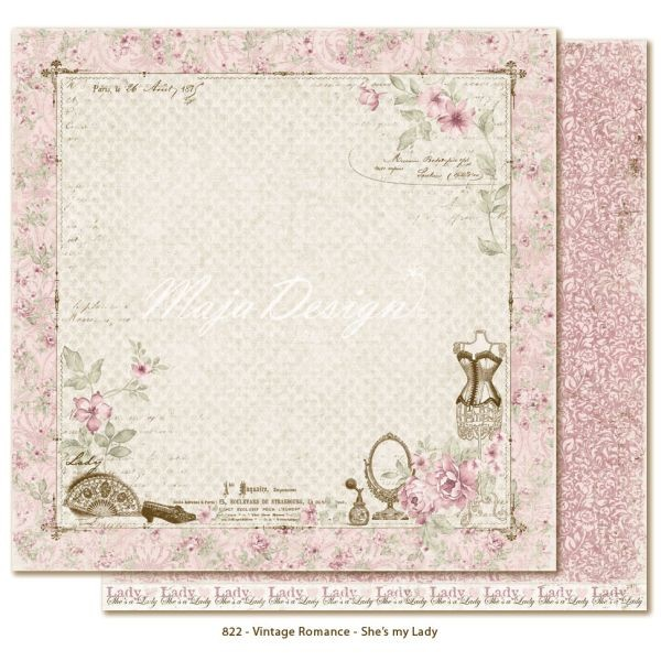 Maja Design Vintage Romance She´s my Lady