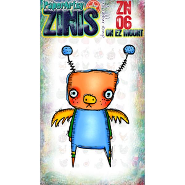 Paper Artsy Zinski Art Zinis 06