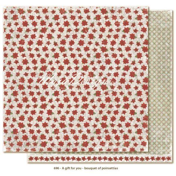 Maja Design A Gift for You Bouquet of Poinsettias