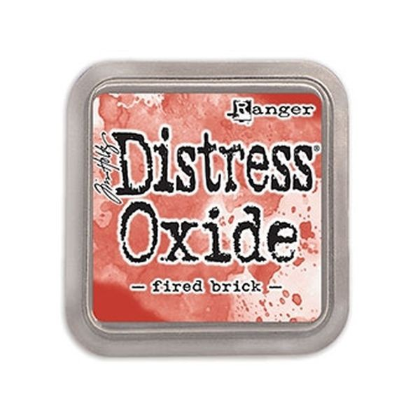 Tim Holtz Distress Oxide Pad Fired Brick