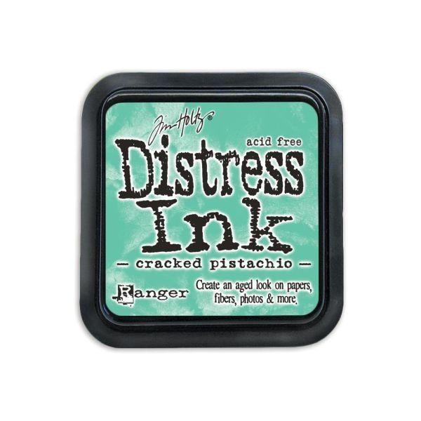 Distress Ink Mini Pad Cracked Pistachio