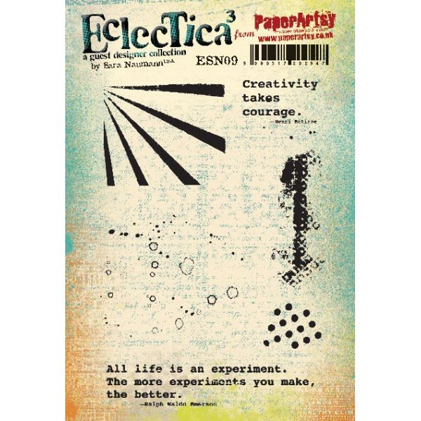 Paper Artsy Eclectica by Sara Naumann 09