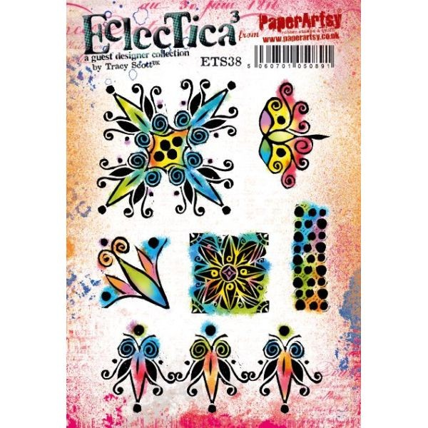 Paper Artsy Eclectica by Tracy Scott 38
