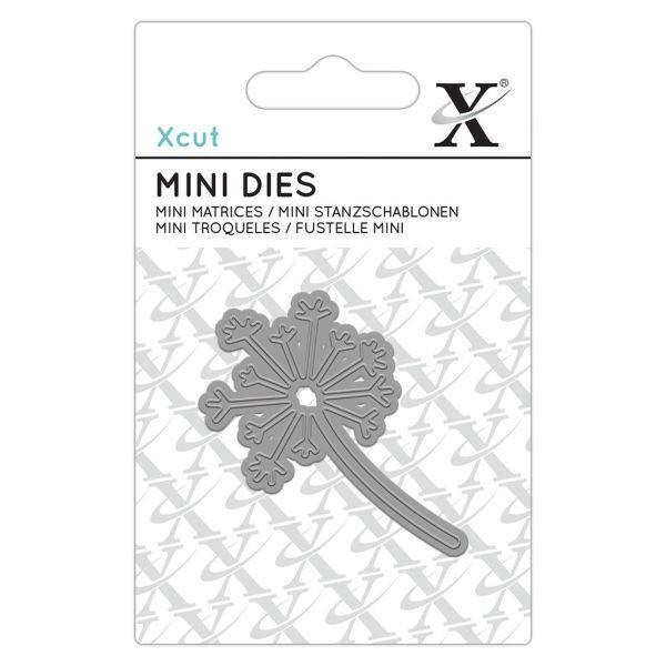 Xcut Mini Dies Dandelion Clock