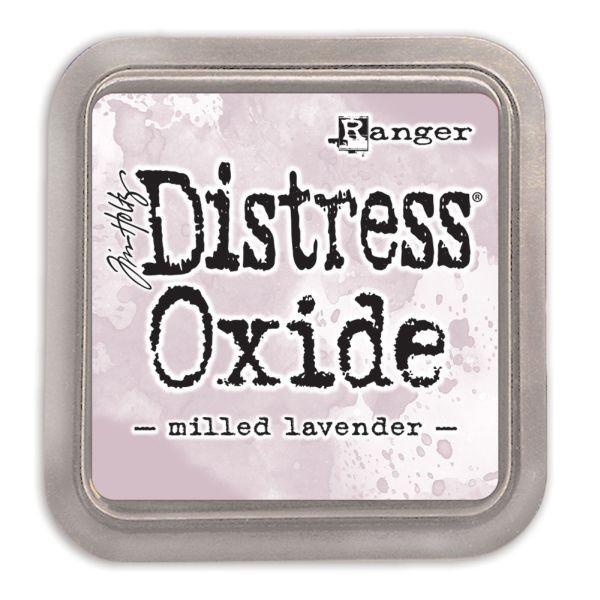 Tim Holtz Distress Oxide Pad Milled Lavender