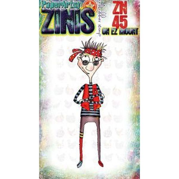 Paper Artsy Zinski Art Zinis 45