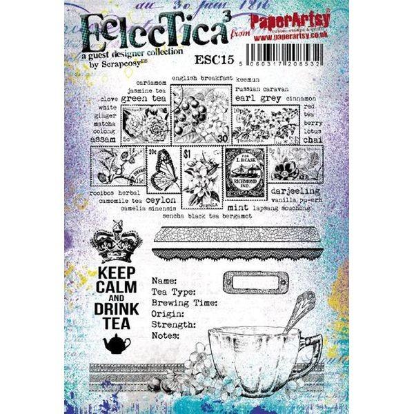 Paper Artsy Eclectica by Scrapcosy 15
