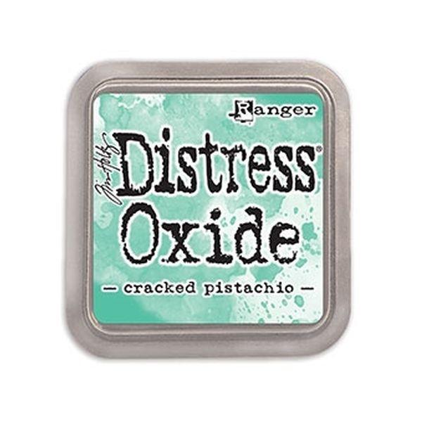Tim Holtz Distress Oxide Pad Cracked Pistachio