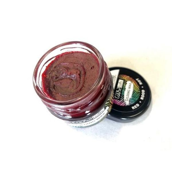 Coosa Crafts Gilding Wax Red