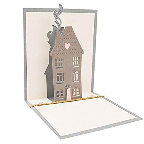 Sizzix Thinlits Die Pop-Up House