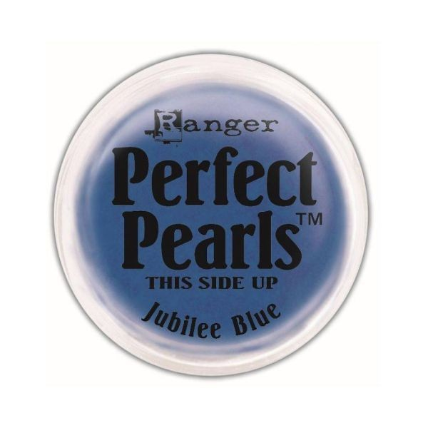 Perfect Pearls Pigment Powder Jubilee Blue