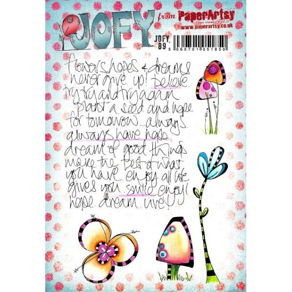 Paper Artsy JOFY Plate 89