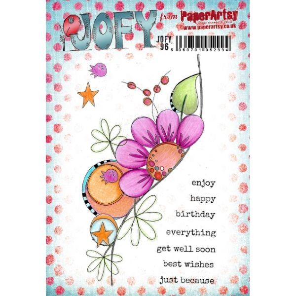 Paper Artsy JOFY Plate 96