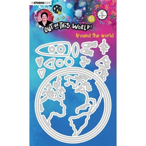 Studio Light Art by Marlene Out of this World Cutting Dies No. 86