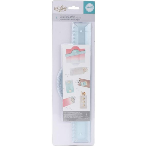 WeR Memory Keepers Goodie Bag Guide Scallop