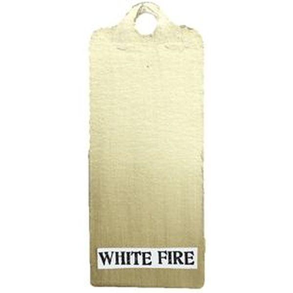 Fresco Finish White Fire - Metallic