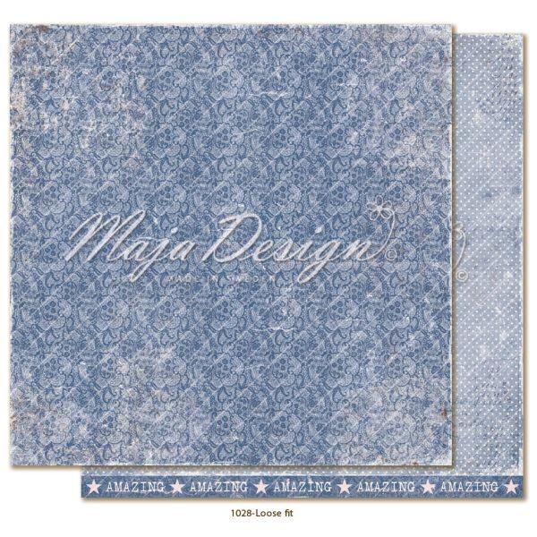 Maja Design Denim & Girls Loose Fit