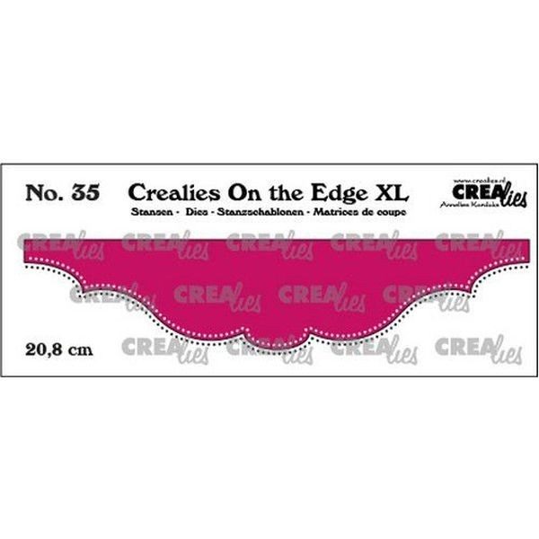 CreaLies On the Edge XL No. 35