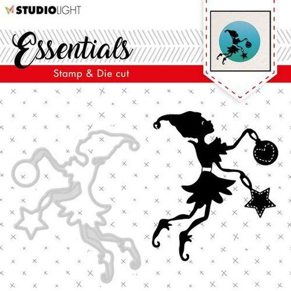 Studio Light Essentials Stamp & Die No. 44