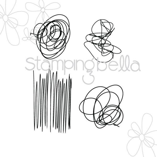 Stamping Bella Scribbles