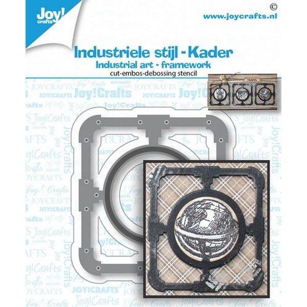 Joy! Crafts Cut-Emboss-Debossdie Industrial Small Frames