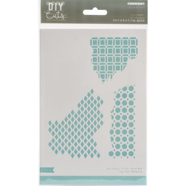 Kaisercraft Decorative Dies Cut Out Patterns