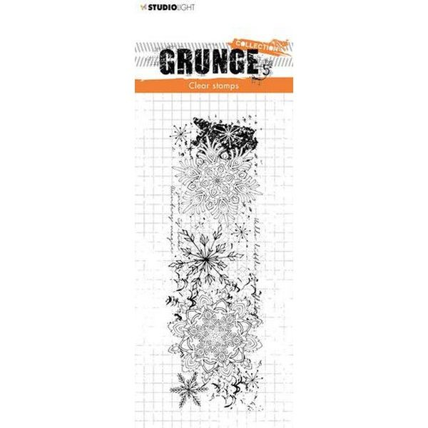 Studio Light Grunge Collection Clearstamps No. 501