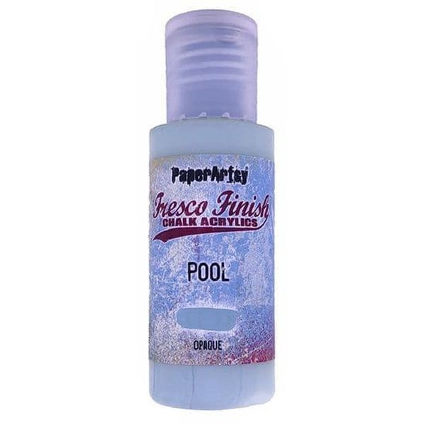 Fresco Finish 21 Purple Blues Pool - Opaque
