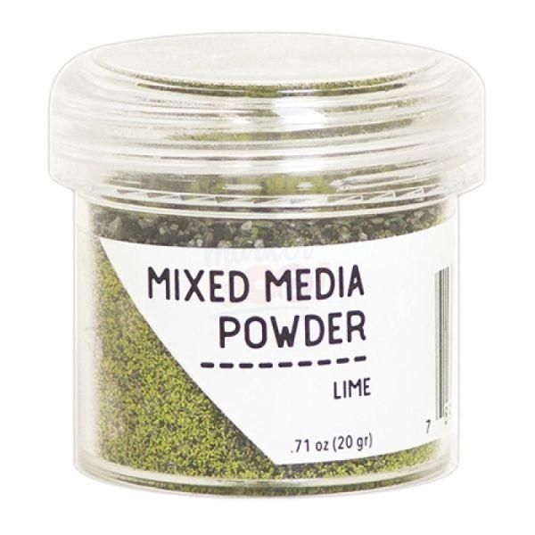 Ranger Mixed Media Powder Lime